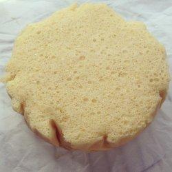 Lemon Sponge Pie II recipe