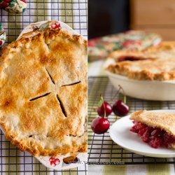 Cherry Yum Yum Pie recipe