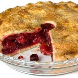 Cranberry Pie I recipe