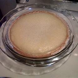 Quebecois Maple Cream Pie recipe