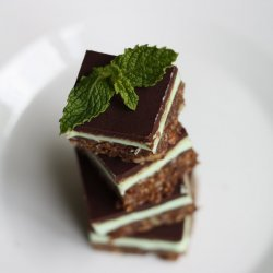 Minty Nanaimo Bars recipe