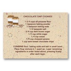 Cookie Mix in a Jar IV recipe