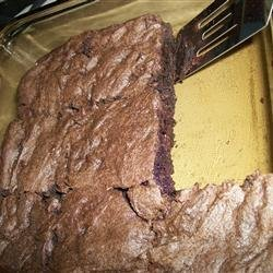 The Best Gluten Free Brownies Ever...Seriously recipe