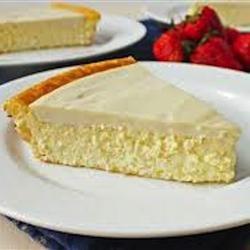Healthier Chantal's New York Cheesecake recipe