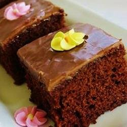 Continental Brownies recipe