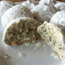 Poppy Seed Tea Cakes recipe