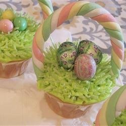 Mini Egg Cupcakes recipe