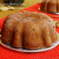 Christmas Nut Cake recipe