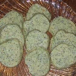 Poppy Seed Cookies III recipe