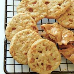 Peanut Brittle Cookies recipe