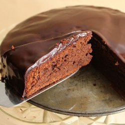 Easy Sacher Torte recipe