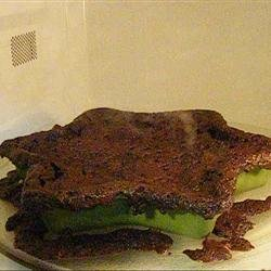 Microwave Mississippi Mud Cake II recipe