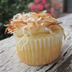 Toasted Coconut Cream Cake recipe