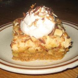 Pumpkin Pie Cake III recipe