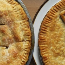 Mock Apple Pie II recipe
