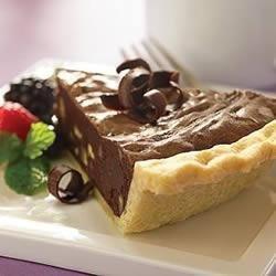 Chocolate Lover's Pie recipe