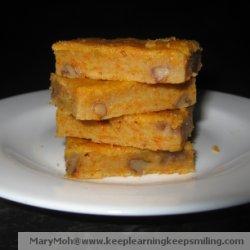 Sweet Potato and Carrot Pie recipe