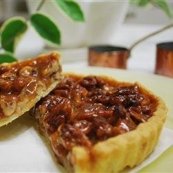 Pecan Pie II recipe