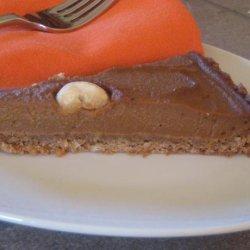 Vegan Pumpkin Tart With Pecan Crust recipe