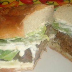 Mock Sourdough French Bread recipe