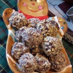 Hazelnut Chocolate Nutella Truffles recipe