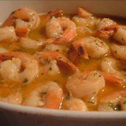 Elswet's Chicken / Shrimp Scampi recipe