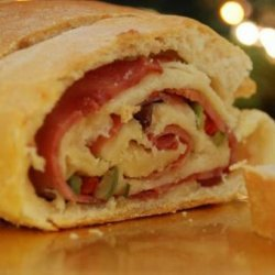 Pan de Jamon (ham bread) recipe