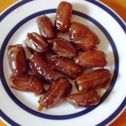 Almond Stuffed Dates recipe