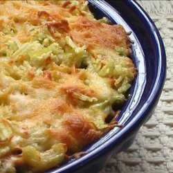 Grandma Smith's Tuna Casserole recipe
