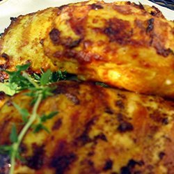 Blend of Nations Chicken recipe
