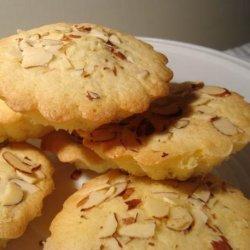 Barb's Almond Pound Cake recipe