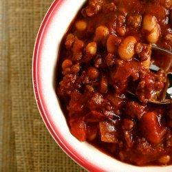 Grandma's Chili recipe