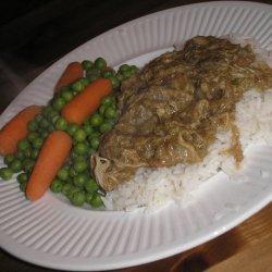 Captain's Curry recipe