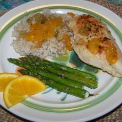 Orange Mandarin Chicken recipe