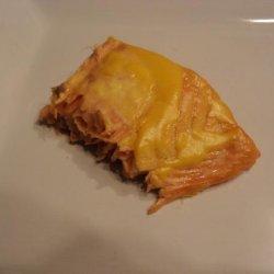 Easy Baked Salmon in Honey Mustard Sauce recipe