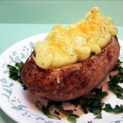 Delicious Twice-Baked Potatoes recipe