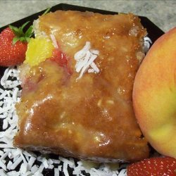 Summer Fruit Cake recipe