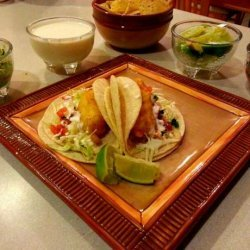 Copycat Rubio's Fish Tacos recipe