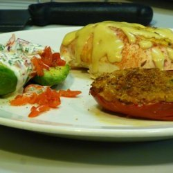 Easy Chicken Cordon Blue recipe