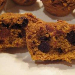 Simple, Healthy Pumpkin Muffins recipe