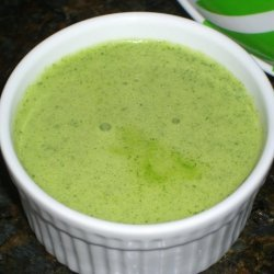 Aji Verde (Peruvian Green Chili Sauce) recipe
