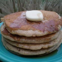 Cookie Pancakes (Chocolate Chip, Snickerdoodle, or Oatmeal) recipe