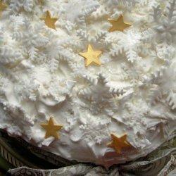 Mulled Wine Fruit and Nut Christmas Cake: Make-Ahead Fruitcake recipe