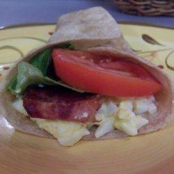 Egg Salad BLTs recipe