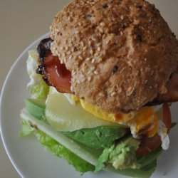 Bacon and Egg Roll (Sandwiches) recipe