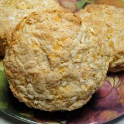 Apple and Cheese Scones recipe