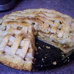 Apple and Cheese Pie recipe