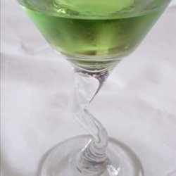 Midori Martini recipe
