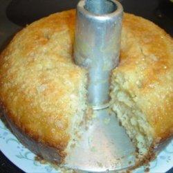 Cindy's Coconut Pound Cake recipe