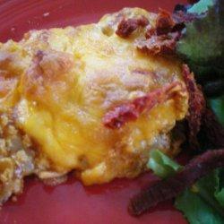 Tuna or Chicken Enchilada Casserole recipe